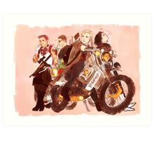 The Youngbloods Art Print