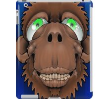 Silly Monkey iPad Case/Skin