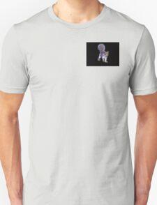 Mini Squirrel Motif (Black) T-Shirt