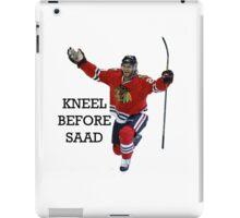 Brandon Saad iPad Case/Skin
