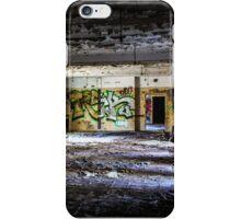 The abandoned ballroom iPhone Case/Skin
