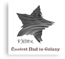 Vader Cool Canvas Print