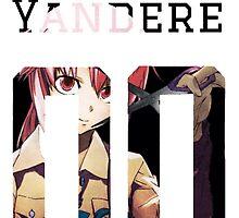 yandere yuno mirai nikki by Anime-life