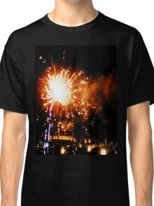 Fireworks Night Classic T-Shirt