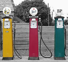 Super Unleaded? by Toby Jagger