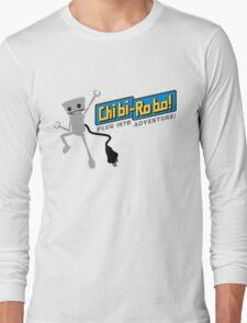 Chibi-Robo : Plug into Adventure  Long Sleeve T-Shirt