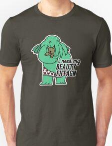 Beauty Fhtagn T-Shirt