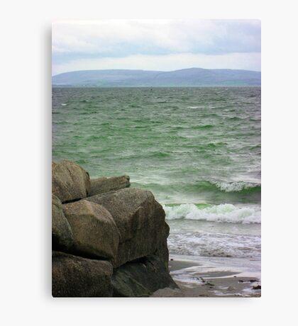 Galway Bay no.5 Canvas Print