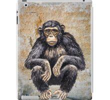 Chimpanzee Chimp iPad Case/Skin