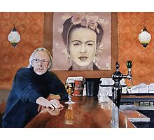 Charles and Frida Photographic Print