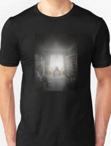 Speak, Hear, See No Evil Unisex T-Shirt