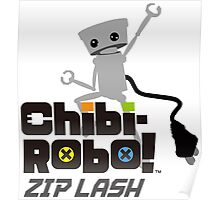 Chibi-Robo : Zip Lash Poster