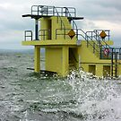 Splash At Blackrock by Orla Cahill Photography