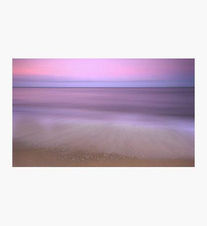 Dusk - sunset at Ella Bay Photographic Print