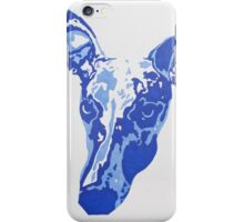 Ziggy Sings The Blues iPhone Case/Skin