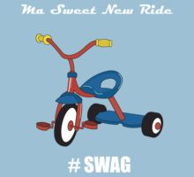 Ma Sweet New Ride #SWAG Kids Clothes