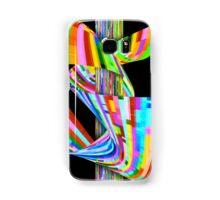 Ribbons of Digital DNA Samsung Galaxy Case/Skin