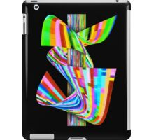 Ribbons of Digital DNA iPad Case/Skin