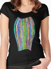 Digital DNA Women's Fitted Scoop T-Shirt
