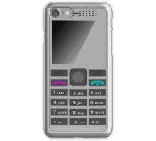 CELL PHONE iPhone Case/Skin