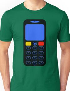 CELL PHONE-2 Unisex T-Shirt