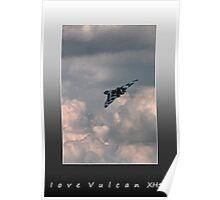 I love vulcan XH558 Poster