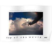 top o the world ma! Poster