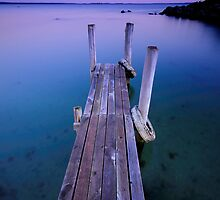 The Jetty IV by Garth Smith