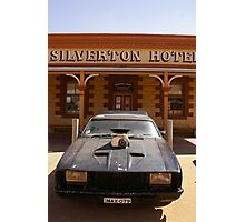 Mad Max Car Photographic Print