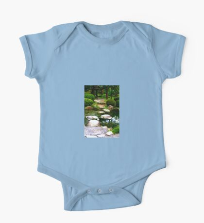 Garden One Piece - Short Sleeve