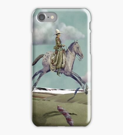 Horse Woman iPhone Case/Skin