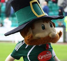 Pilgrim Pete - come on you Greens! by lhyland