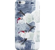 Reaching out to wish you Happy Holidays! iPhone Case/Skin