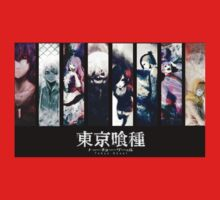 Tokyo Ghoul Kids Clothes
