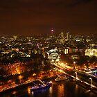 London skyline 2009 by stephen denton