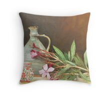 Still life study Throw Pillow
