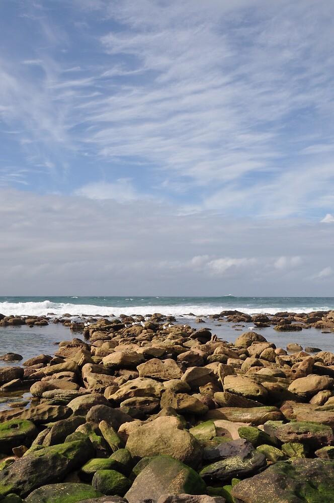 La plage by zappa7