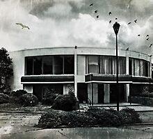 The Round Building by Scott Mitchell