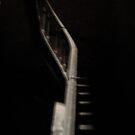 tenement staircase by jiriki