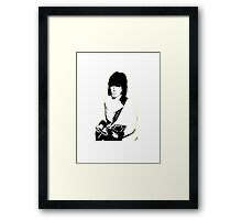 Jeff Beck Framed Print
