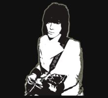 Jeff Beck by bassdmk