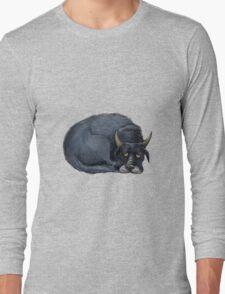 Blue Dog  Long Sleeve T-Shirt
