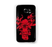 Red Skull Samsung Galaxy Case/Skin