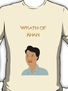 King of the Hill - Wrath of Khan T-Shirt