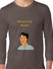 King of the Hill - Wrath of Khan Long Sleeve T-Shirt