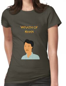 King of the Hill - Wrath of Khan Womens Fitted T-Shirt