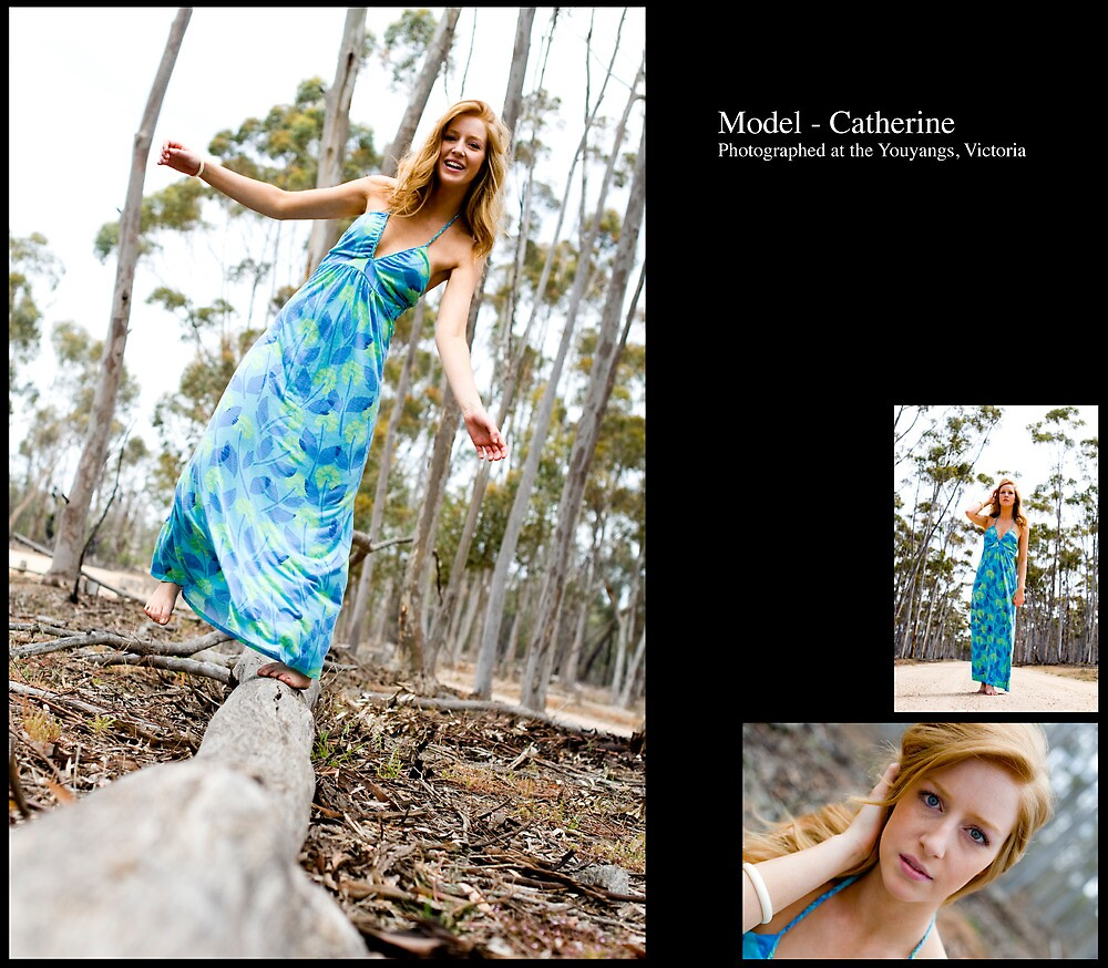December 2010 Model Catherine by Mark Elshout