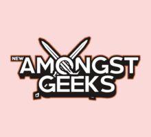 Amongst Geeks Brand One Piece - Short Sleeve