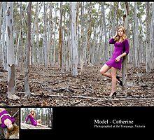 August 2010 Model Catherine by Mark Elshout