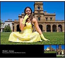 April 2010 Model Aimee Photographic Print